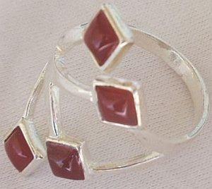 Red branch ring