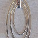 3 rings necklace