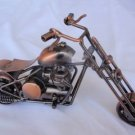 Decorative copper motorcycle A
