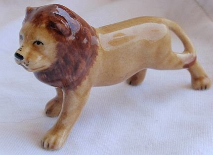 Decorative Lion miniature