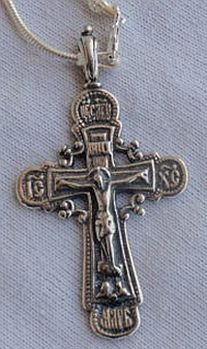 Catholic Cross-M