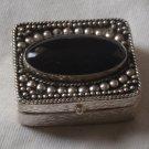 Mini box-silver oynx SB4