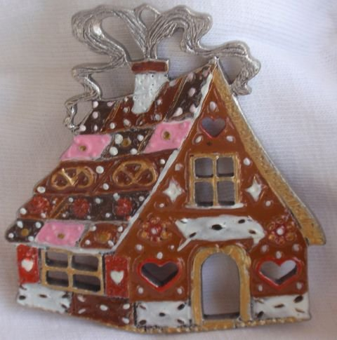 The children's house miniature