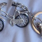 Bicycle key chain