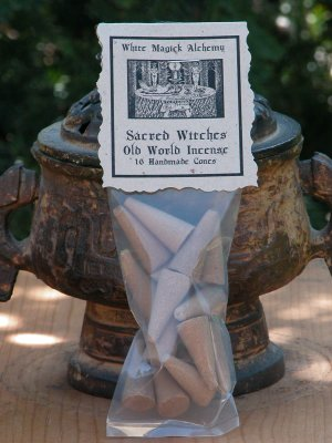 Sacred Witches . Old World Incense 16 Cones