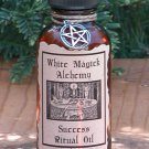 Success Ritual Natural Perfume Oil - White Magick Alchemy