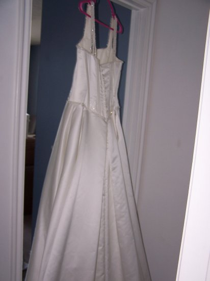 Mori Lee Wedding Dress Gown Size 12