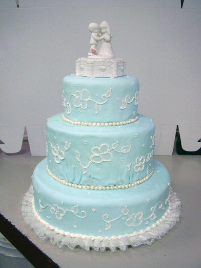 Precious Moments Cake Topper