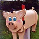 Mailboxes - Pig Mailbox