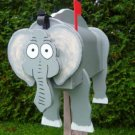 MAILBOXES - ELEPHANT MAILBOX