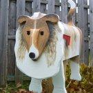 Collie Lassie mailbox