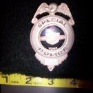HARLEY DAVIDSON POLICE BADGE VINTAGE-