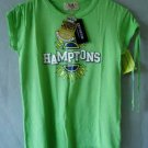 Juicy Couture Hamptons Tee Shirt Top Size M