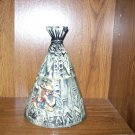 Original Mccoy #137 TeePee Cookie jar