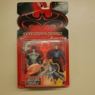 KENNER BATMAN & ROBIN BATTLE GEAR BRUCE WAYNE