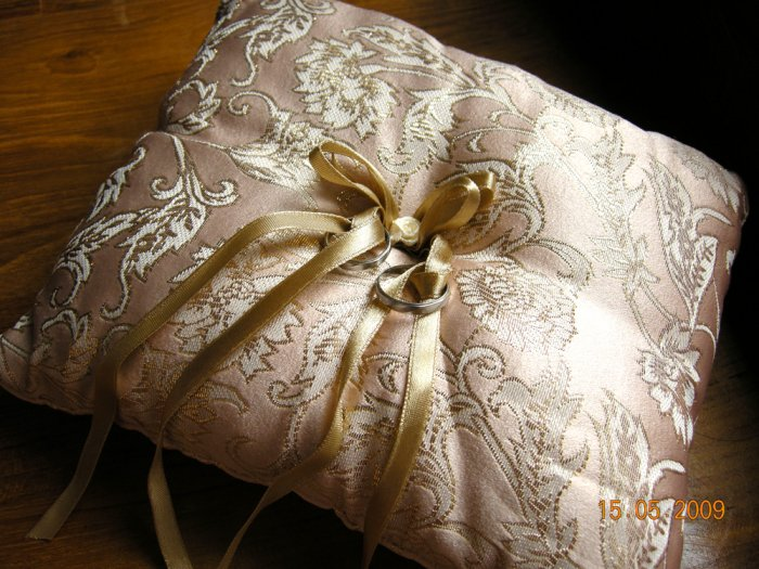an Eternal Covenant collection - Ring Pillow