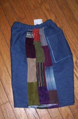 Denim and Corduroy Unisex Shorts