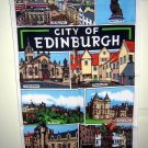 Edinburgh souvenir towel Greyfriers Bobby by Lamont vintage 1008vf