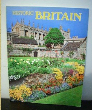 Historic Britain picture book soft cover 1985 1026vf