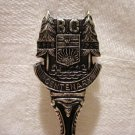 BC Canada Centenary souvenir spoon 1858 to 1958 vintage silverplate 1242vf