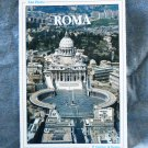 10 Rome souvenir postcards photos 1989 pre-owned unused 1518vf