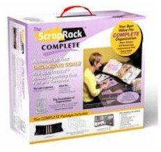 "The ScrapRack ""COMPLETE"" Organization System"