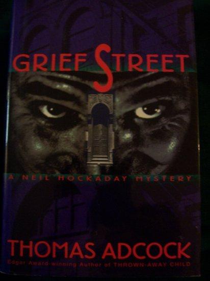 Grief Street hardcover