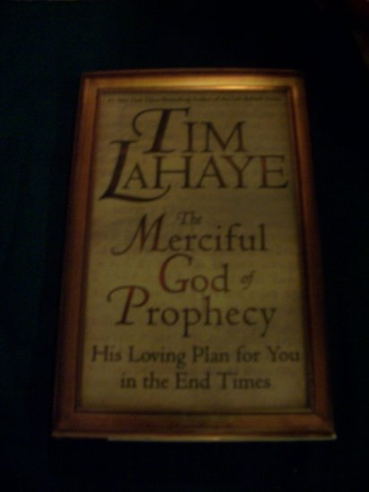The Merciful God of Prophecy hardcover