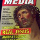 Crucified in the Media finding Jesus admist todays headlins