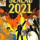 Cartoon Network Adult Swim Sealab 2021 - Season 2 (2000) ( 2 - Disc Collector's Edition ) NEW DVD