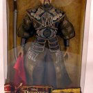 Zizzle Pirates of the Caribbean At Worlds End Deluxe 12 Inch Action Figure Captain Sao Feng Doll NEW