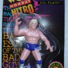 WCW World Championship Wrestling Monday Nitro Ric Flair Heels Collectible Action Figure New