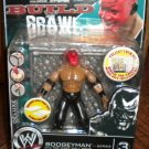 WWE Jakks Pacific Deluxe Build N Brawl Series 3 Mini 4 Inch Action Figure Boogeyman With Cage Wall