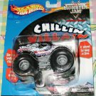 Mattel Hot Wheels 2000 Monster Jam CHILLIN VILLIAN Vehicle Scale 1:64 Die Cast Truck New