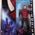 "Toy Biz Spider-Man Movie Collector Series Tobey Maguire SpiderMan 12""/30 cm Action Figure New"