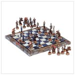 Civil War Chess Set #34736