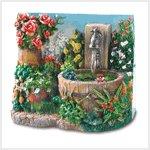 Floral Fantasy Mini-Fountain #38802