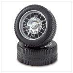 Racing Tire Alarm Clock #38442