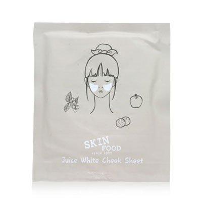 SKINFOOD: Juice White Cheek Sheet