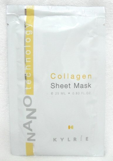 Kylrie: Collagen Mask Sheet