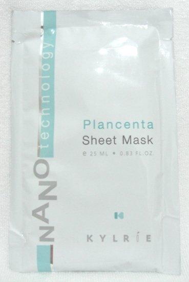 Kylrie: Plancenta Mask Sheet