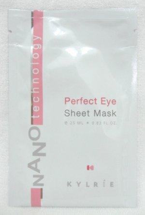 Kylrie: Eye Perfect  Mask Sheet