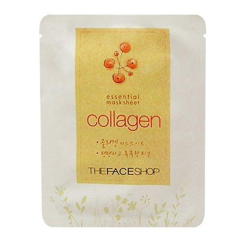 THEFACESHOP: Essential Collagen Mask Sheet