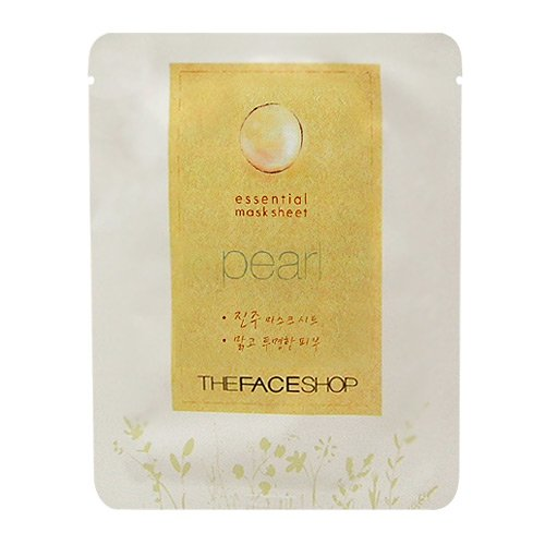 THEFACESHOP: Essential Pearl Mask Sheet