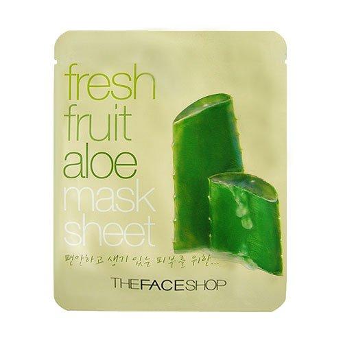 THEFACESHOP: Fresh Fruit Aloe Mask Sheet