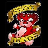 Mommys Little Devil Kids Tshirt.  T shirt
