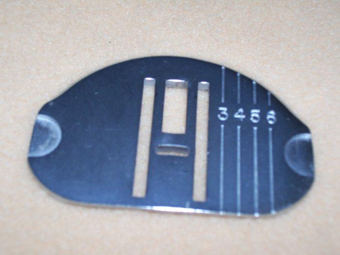 Singer Zig-zag Needle plate part #172200 For Singer Slane Machines