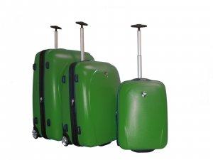 Heys USA Xcase XL 3 Piece Hardside Luggage Set - Army Green