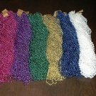 300 ASST ROUND MARDI GRAS BEADS PARTY FAVORS