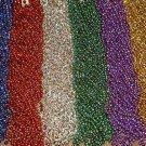 NEW DISCO BALL MARDI GRAS BEADS PARTY FAVORS  6 COLORS